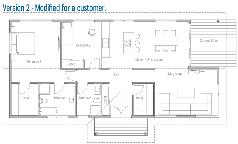 house design house-plan-ch530 25