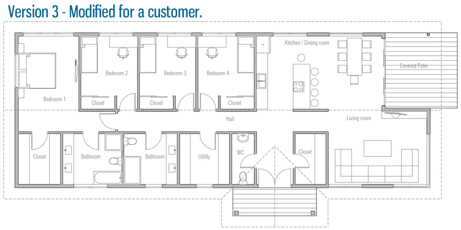 house design house-plan-ch530 30