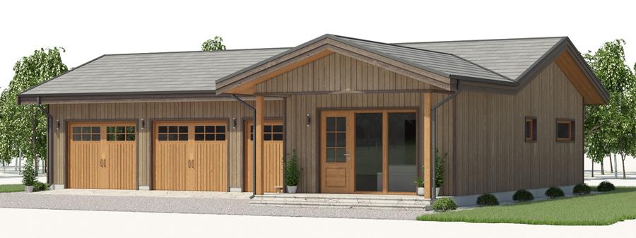 house design garage-g817 4