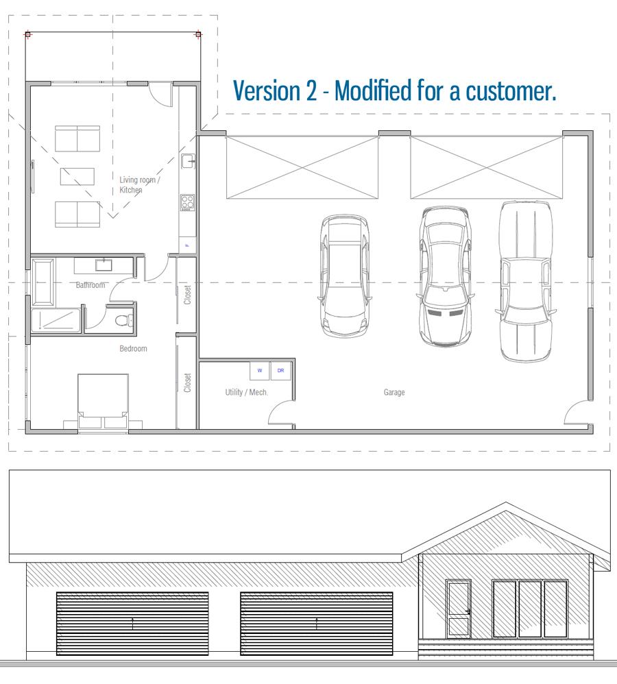 house design garage-g817 30