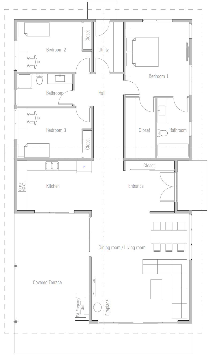 house design house-plan-ch525 10