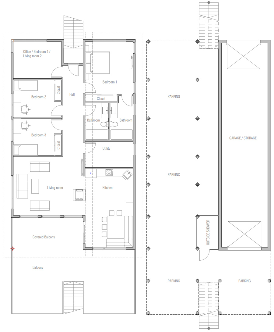 house design house-plan-ch541 20
