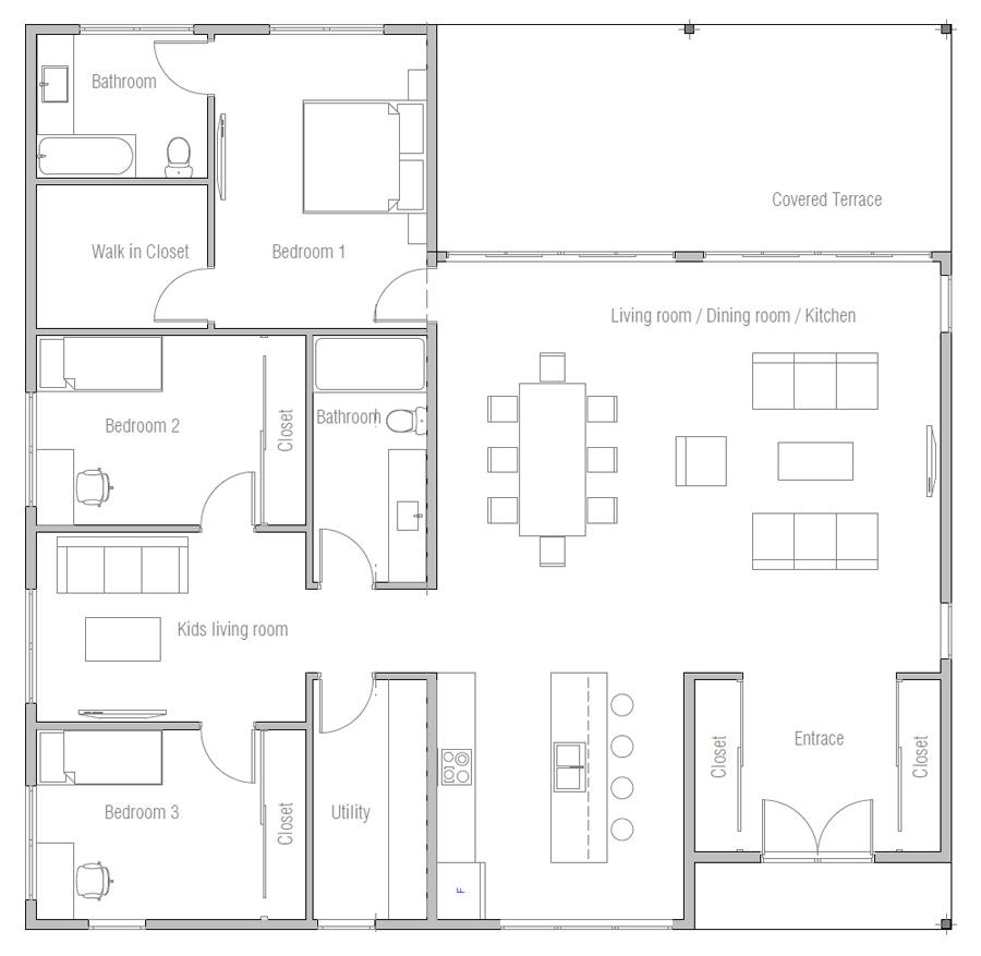 house design house-plan-ch544 20