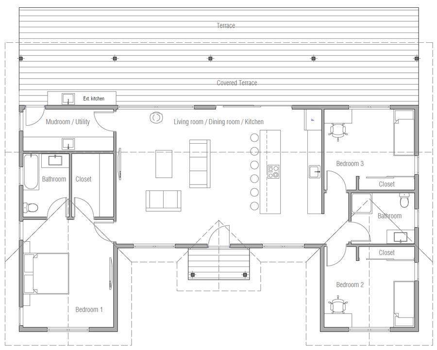 house design house-plan-ch555 10