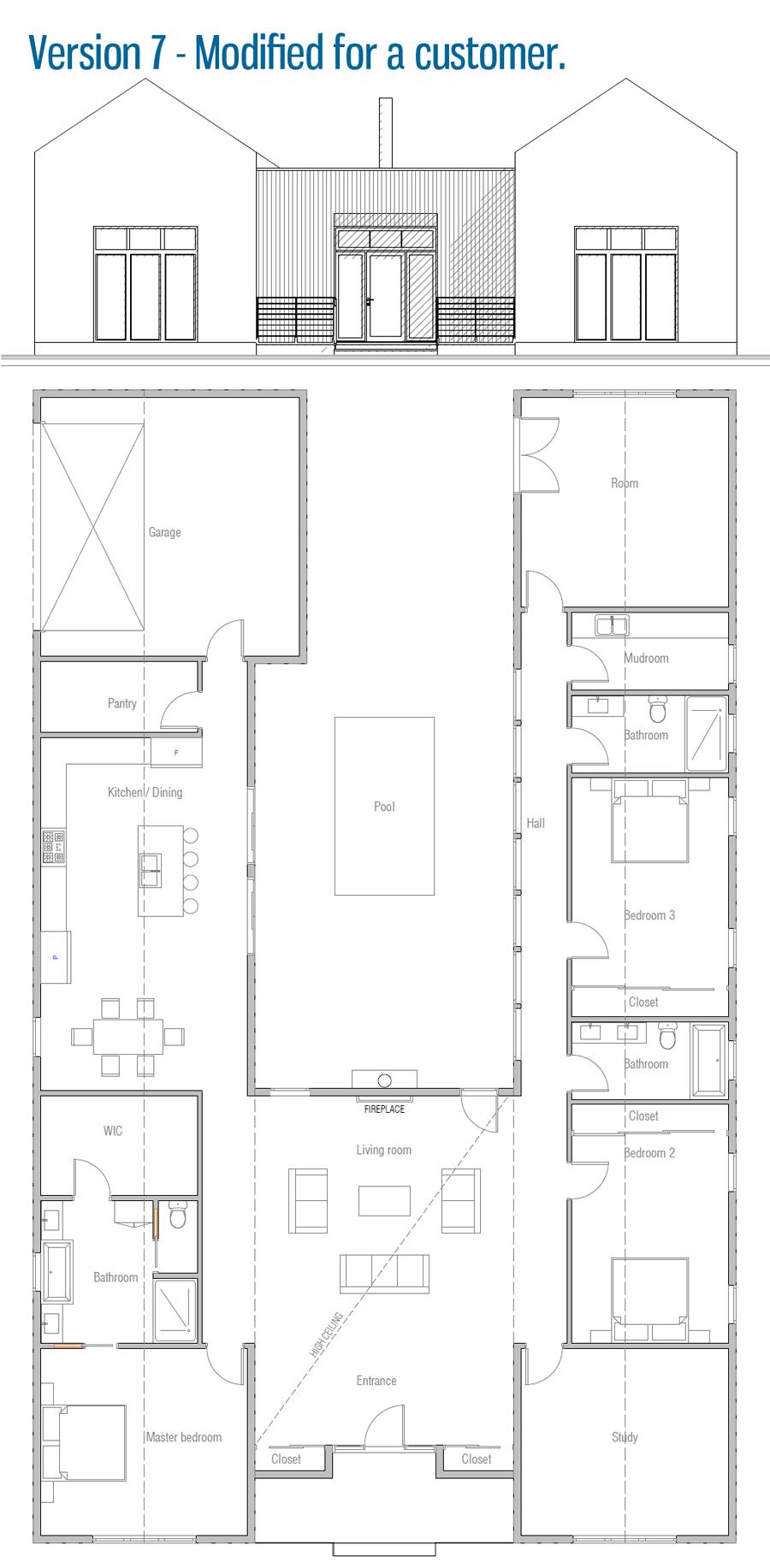 house design house-plan-ch555 56