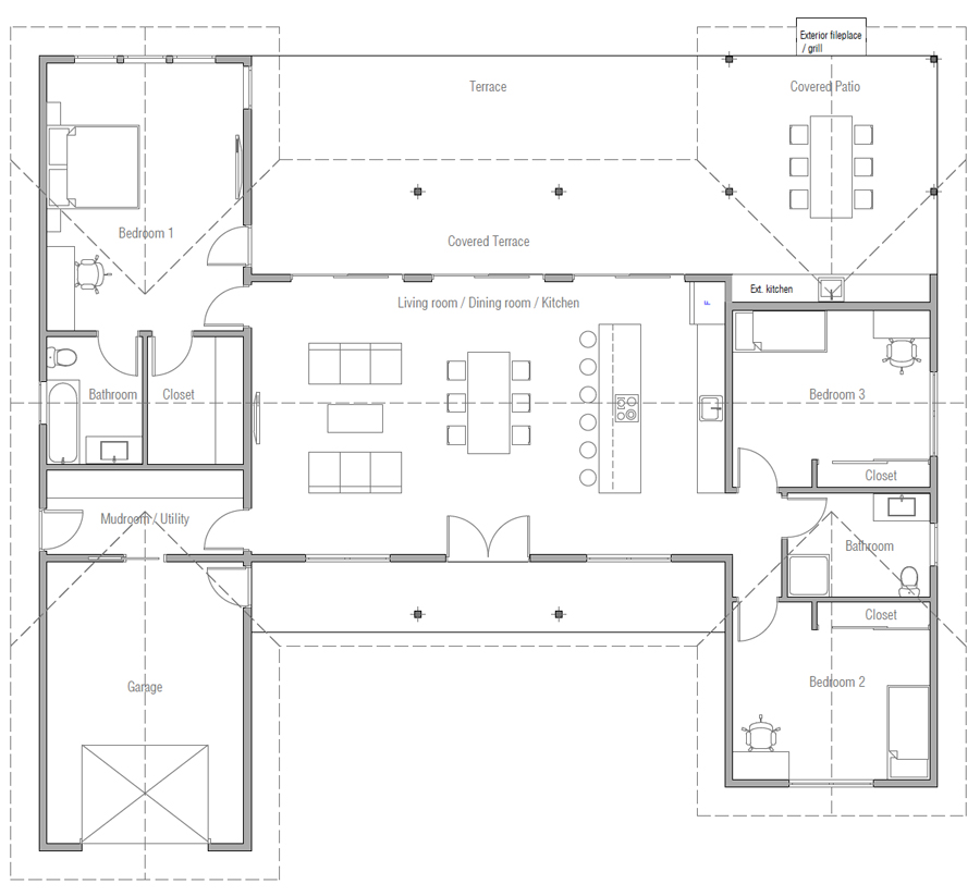 house design house-plan-ch556 20