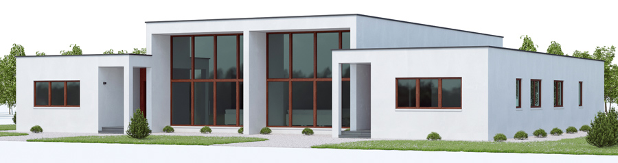 house design duplex-plan-ch562d 5