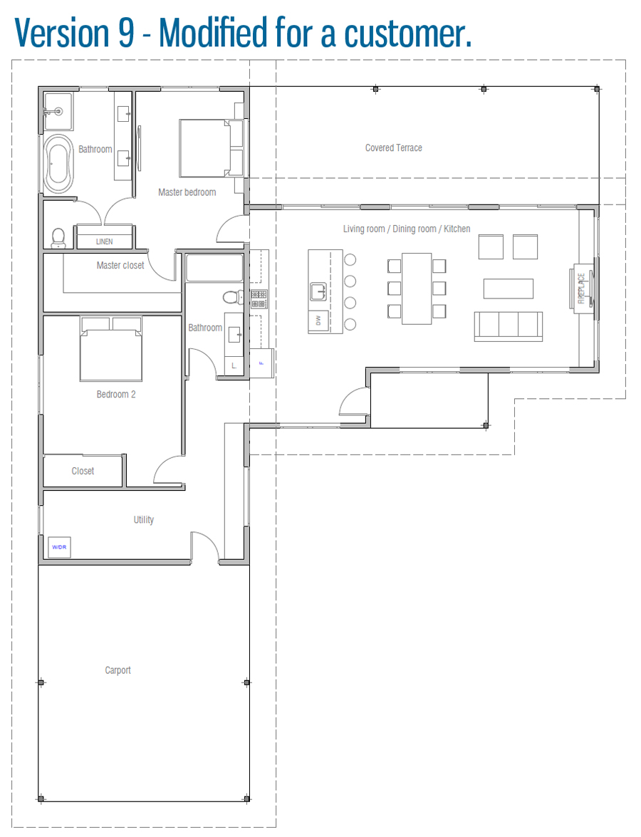 house design house-plan-ch564 55