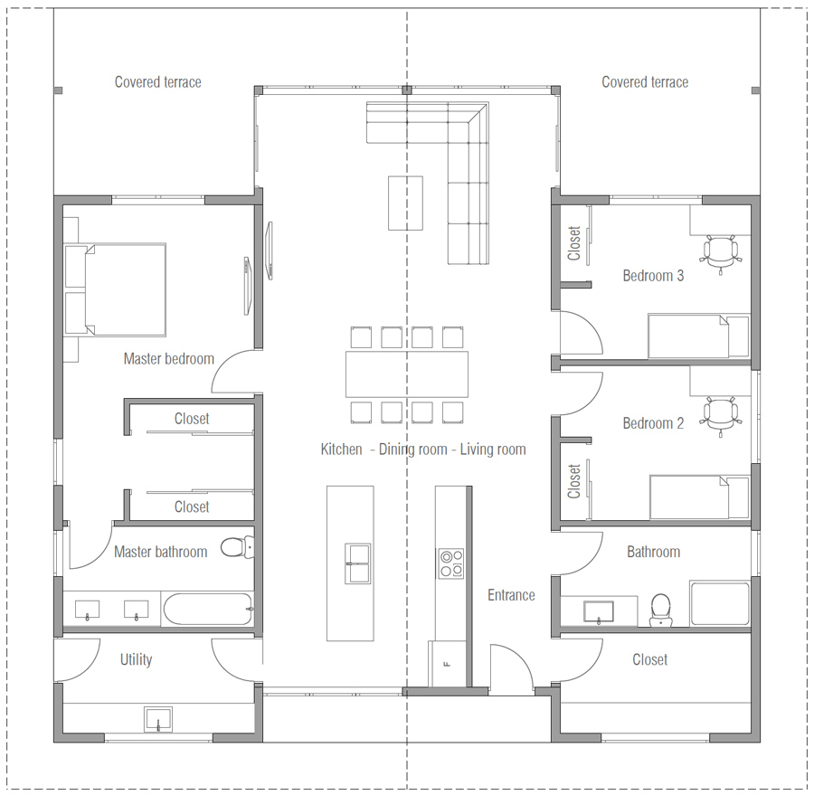 house design home-plan-ch568 20