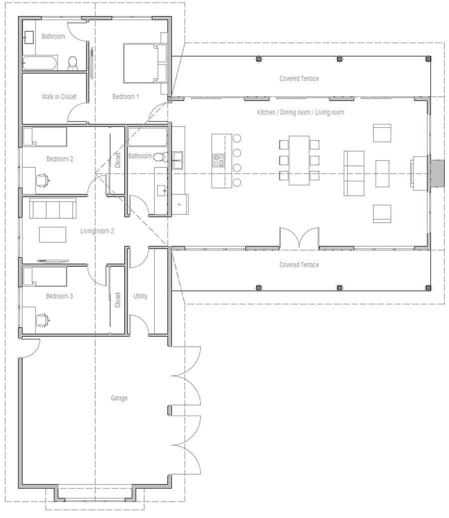 house design house-plan-ch567 20