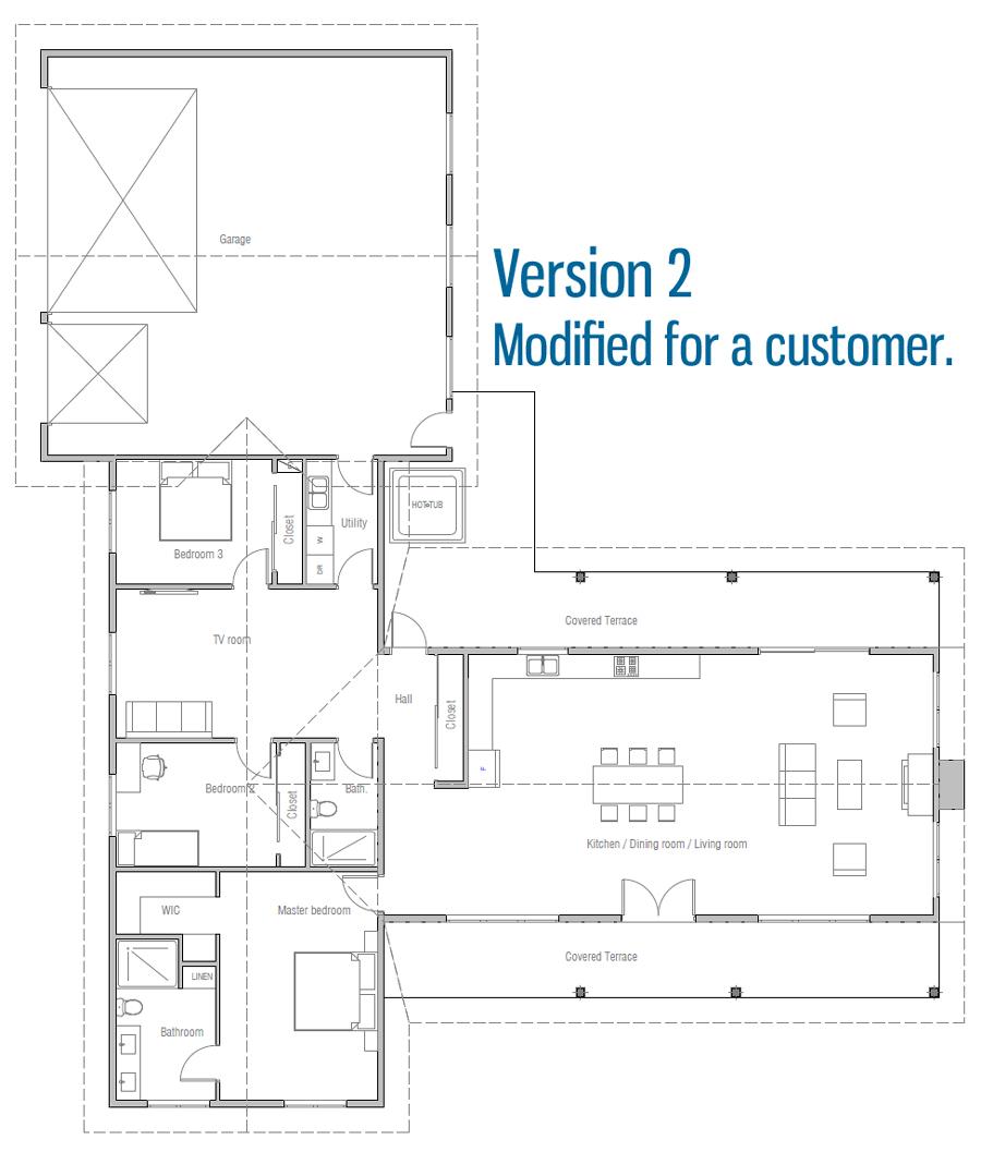 house design house-plan-ch567 25