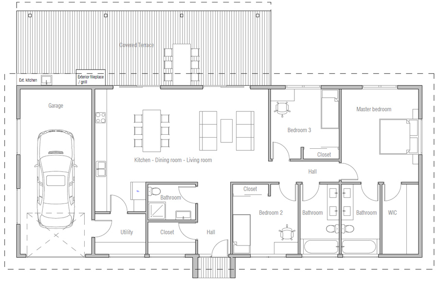 house design house-plan-ch570 21