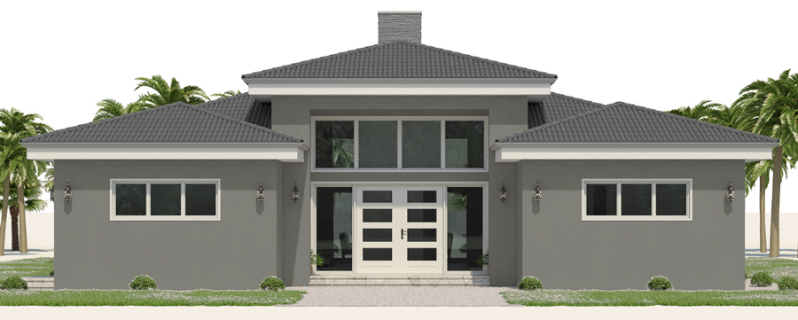house design house-plan-ch573 3