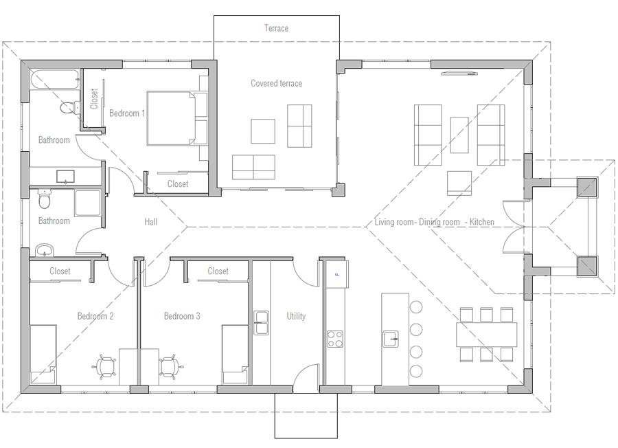 house design house-plan-ch577 10