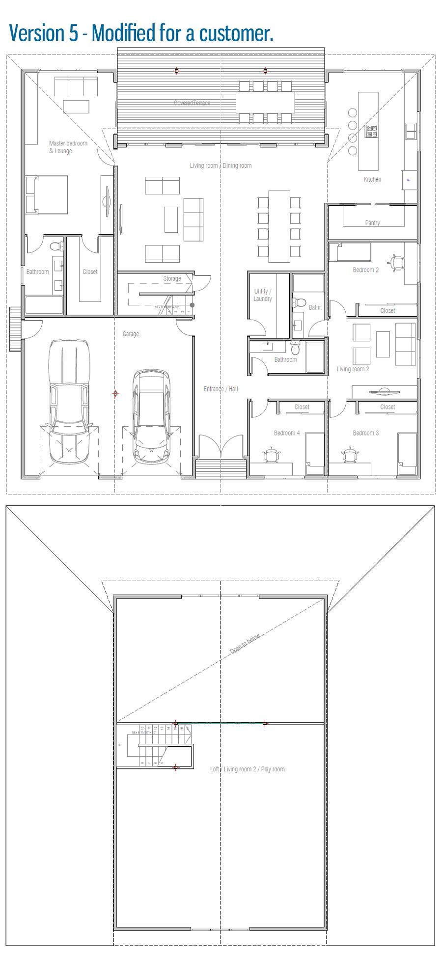 house design house-plan-ch572 45