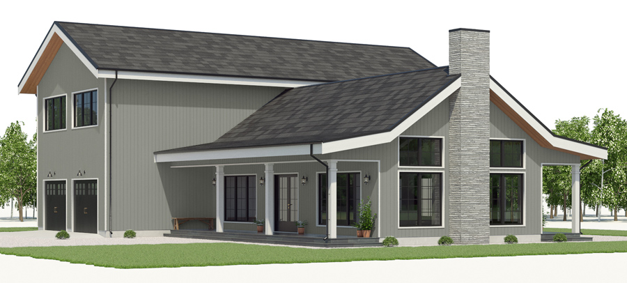 house design house-plan-ch581 6