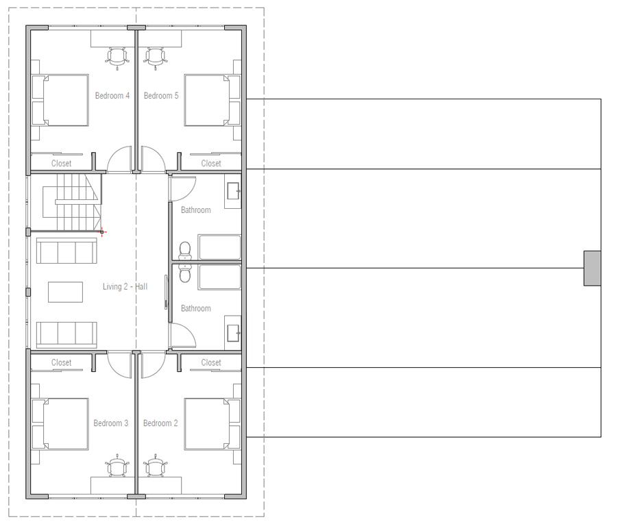 house design house-plan-ch581 21