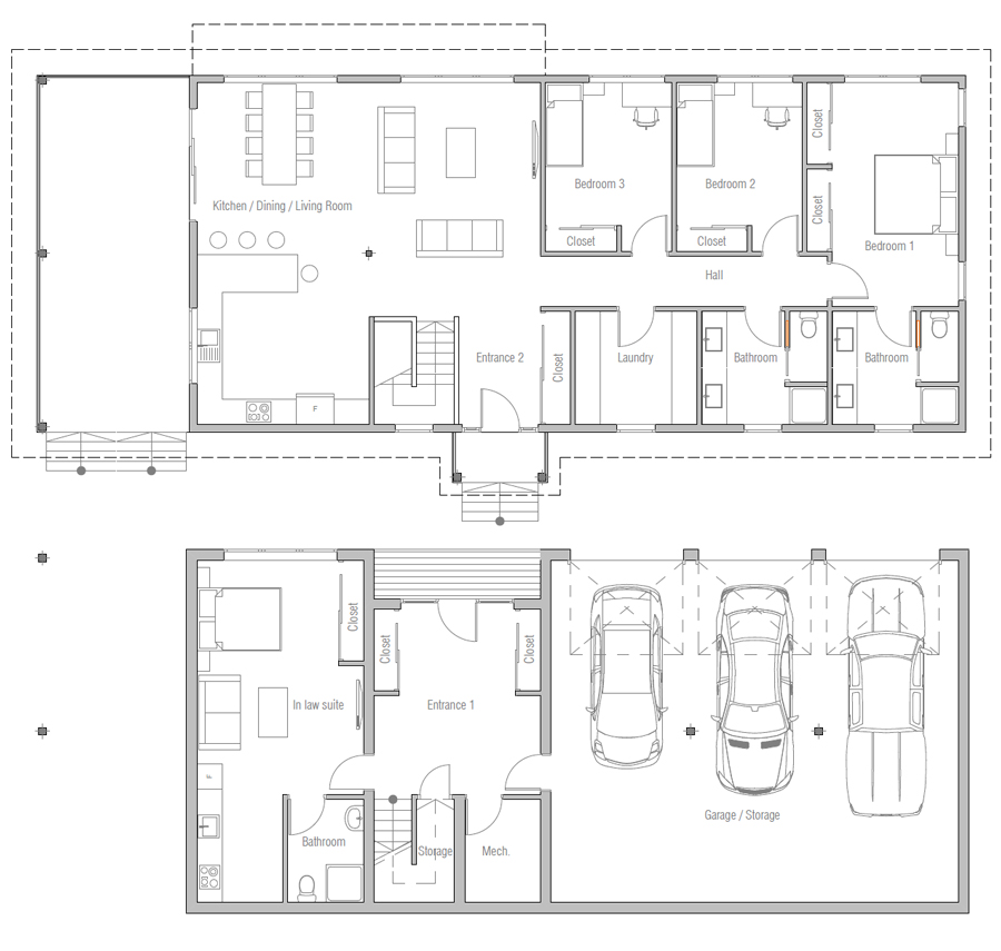 house design house-plan-ch582 10