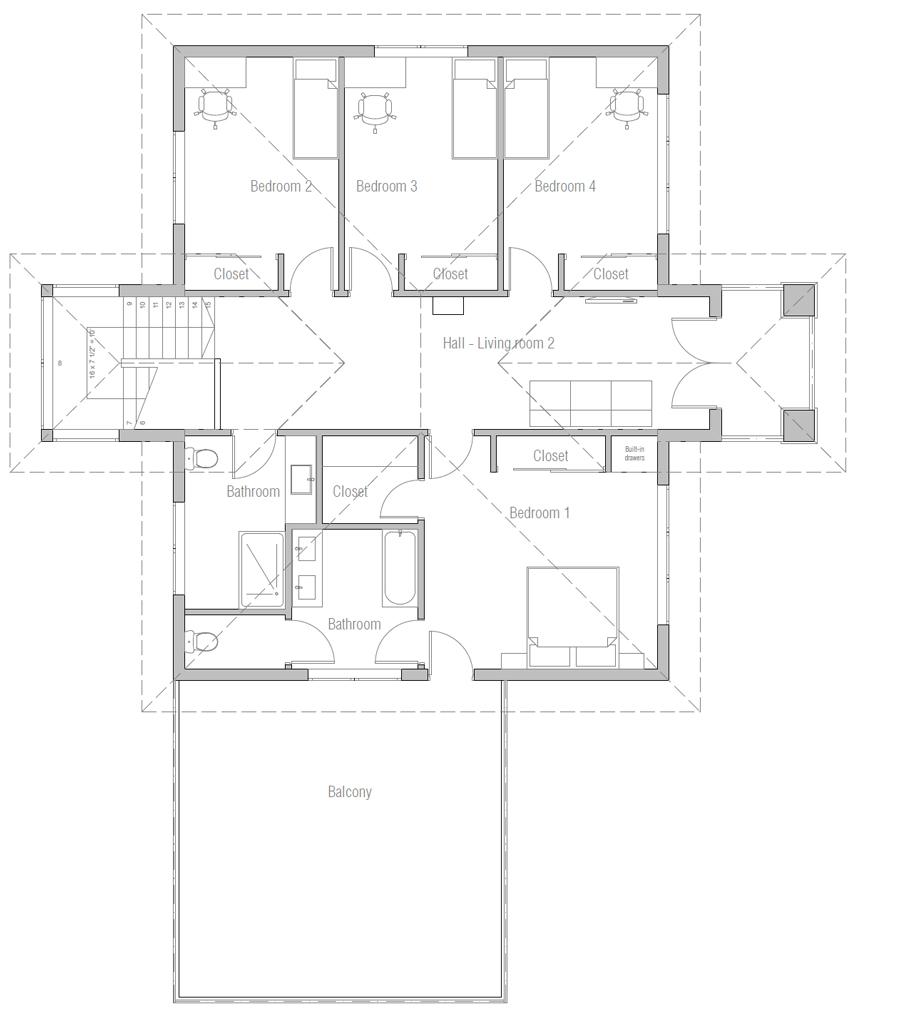 house design house-plan-ch560 21