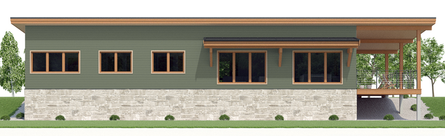 house design house-plan-ch583 3