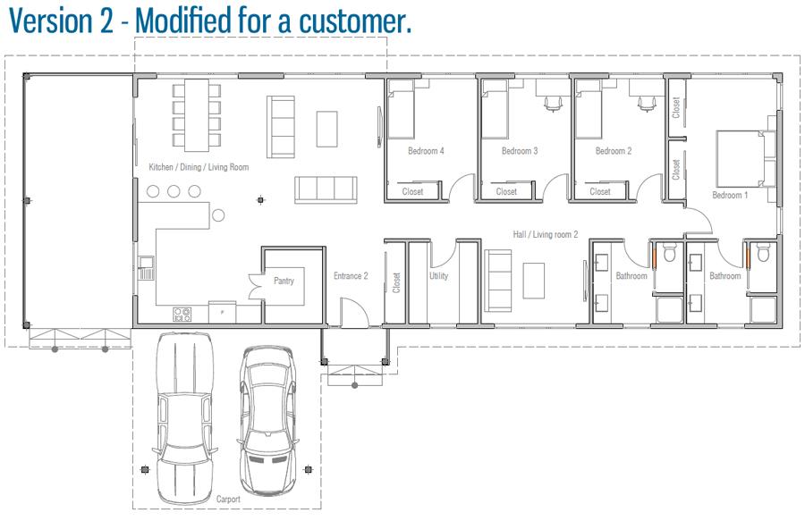 house design house-plan-ch583 20
