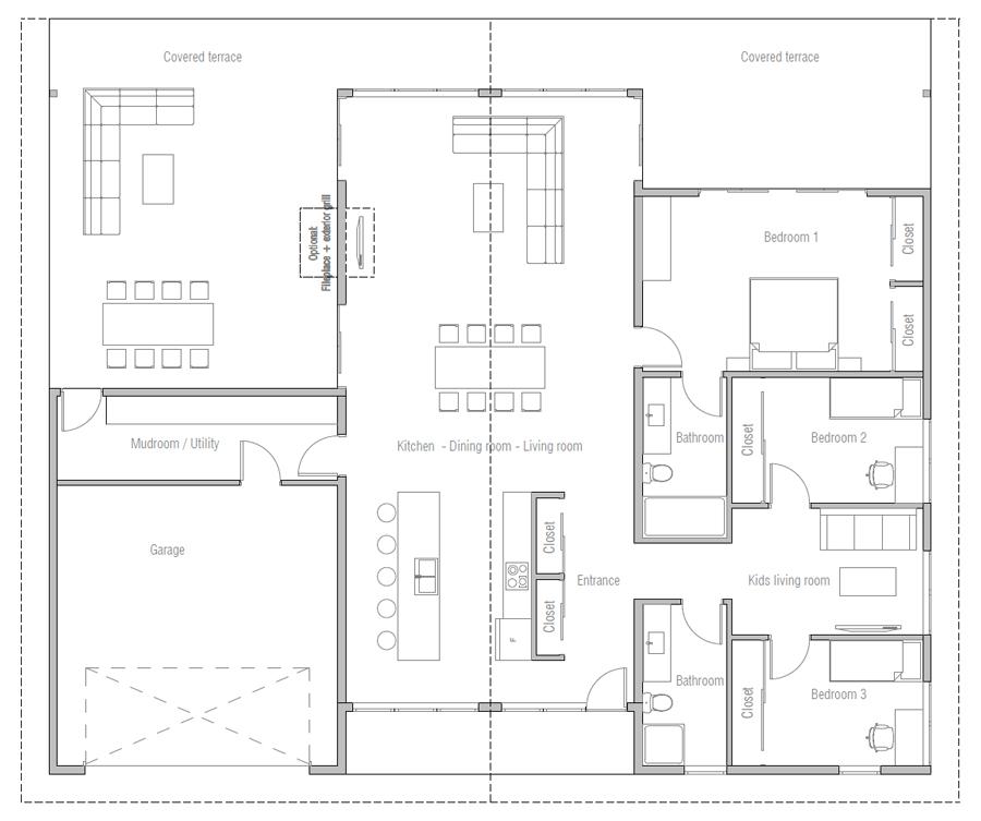 house design house-plan-ch585 20