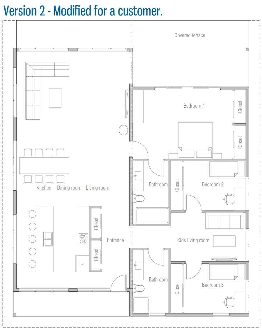 house design house-plan-ch585 25