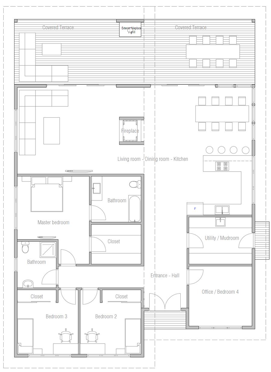 house design house-plan-ch589 20