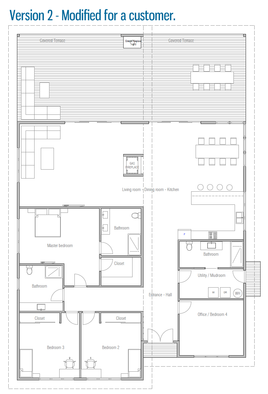 house design house-plan-ch589 30