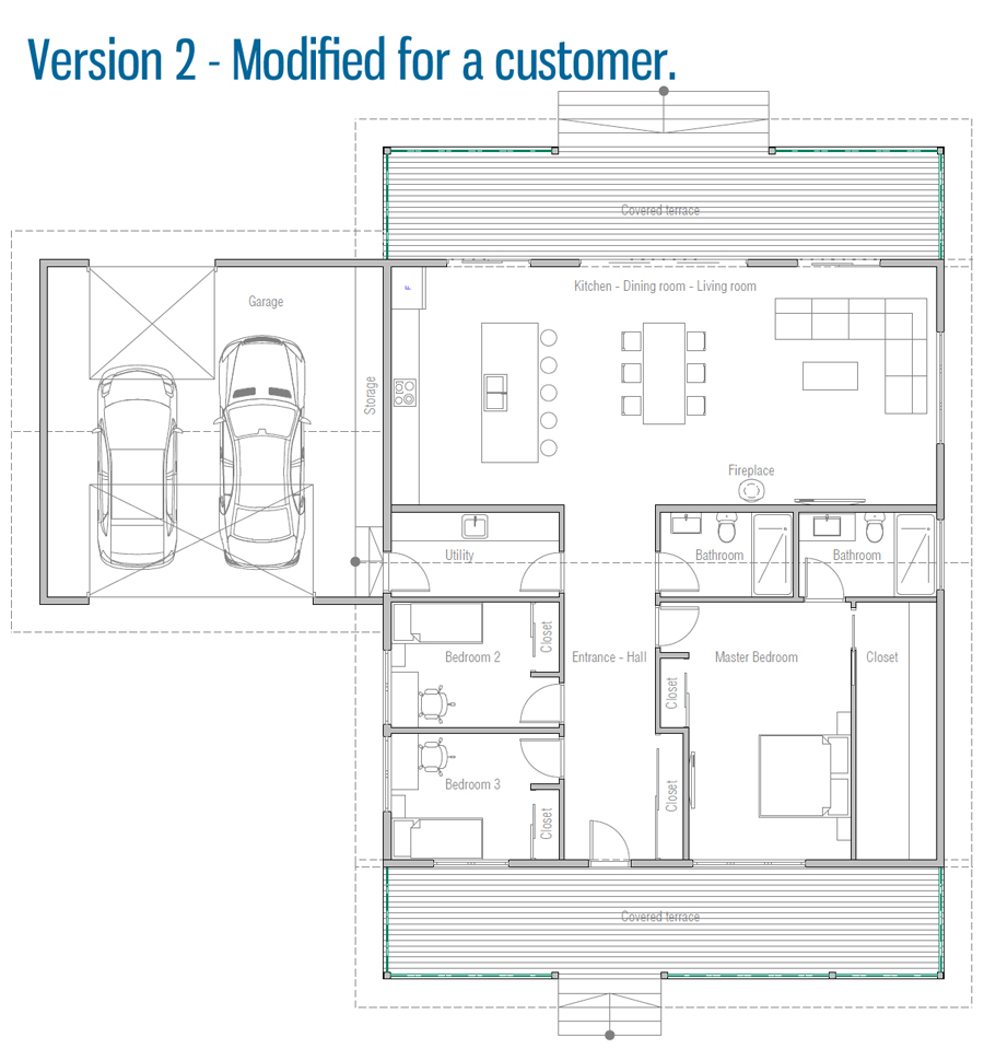 house design house-plan-ch598 30