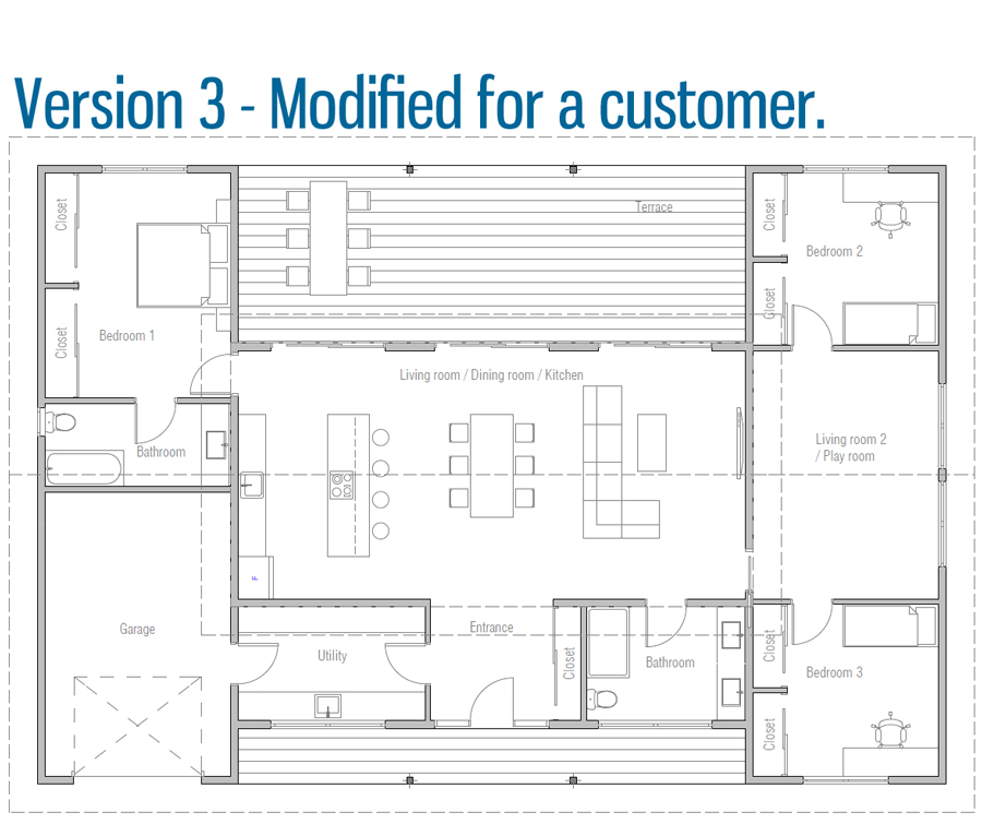 house design house-plan-ch599 32