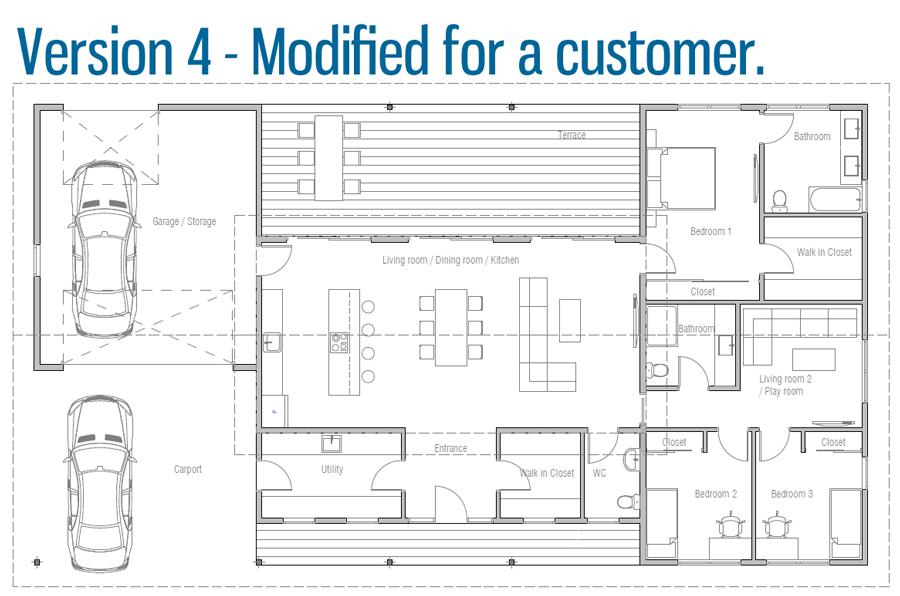 house design house-plan-ch599 33