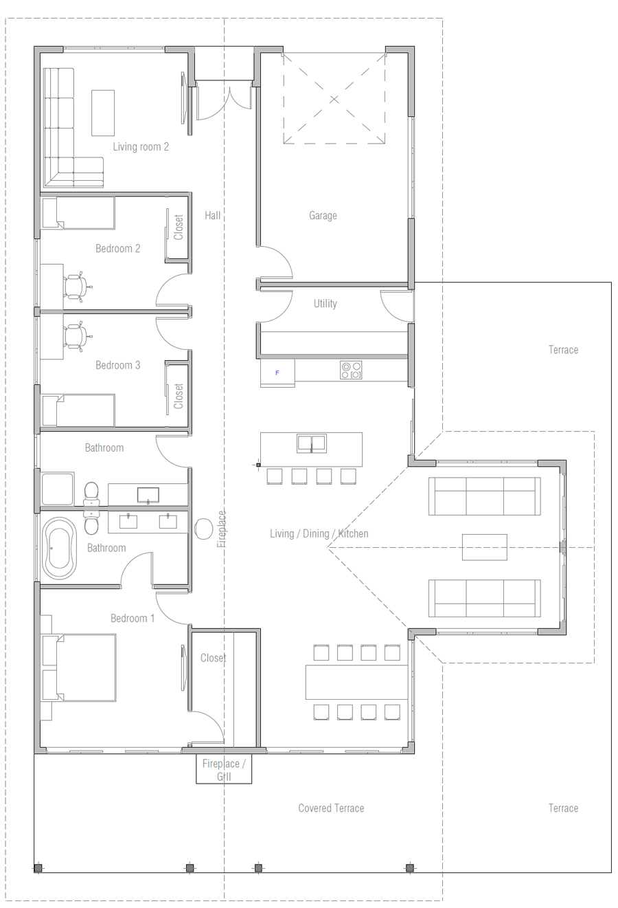 house design house-plan-ch601 12