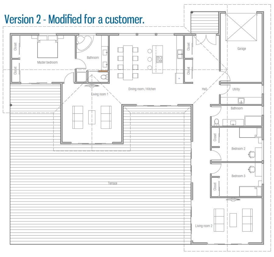house design house-plan-ch606 25