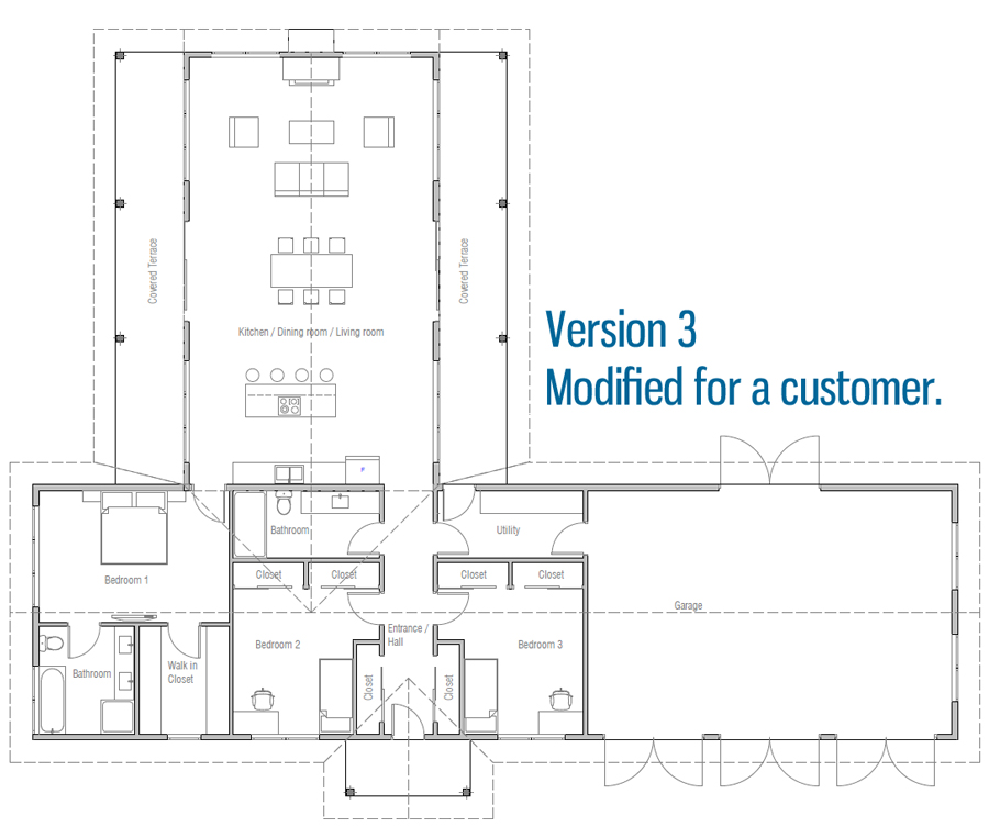 house design house-plan-ch613 25