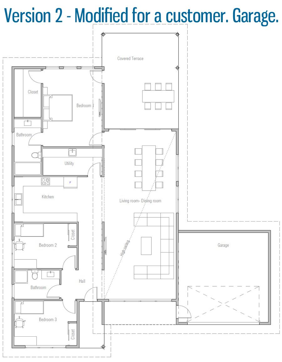 house design house-plan-ch614 35
