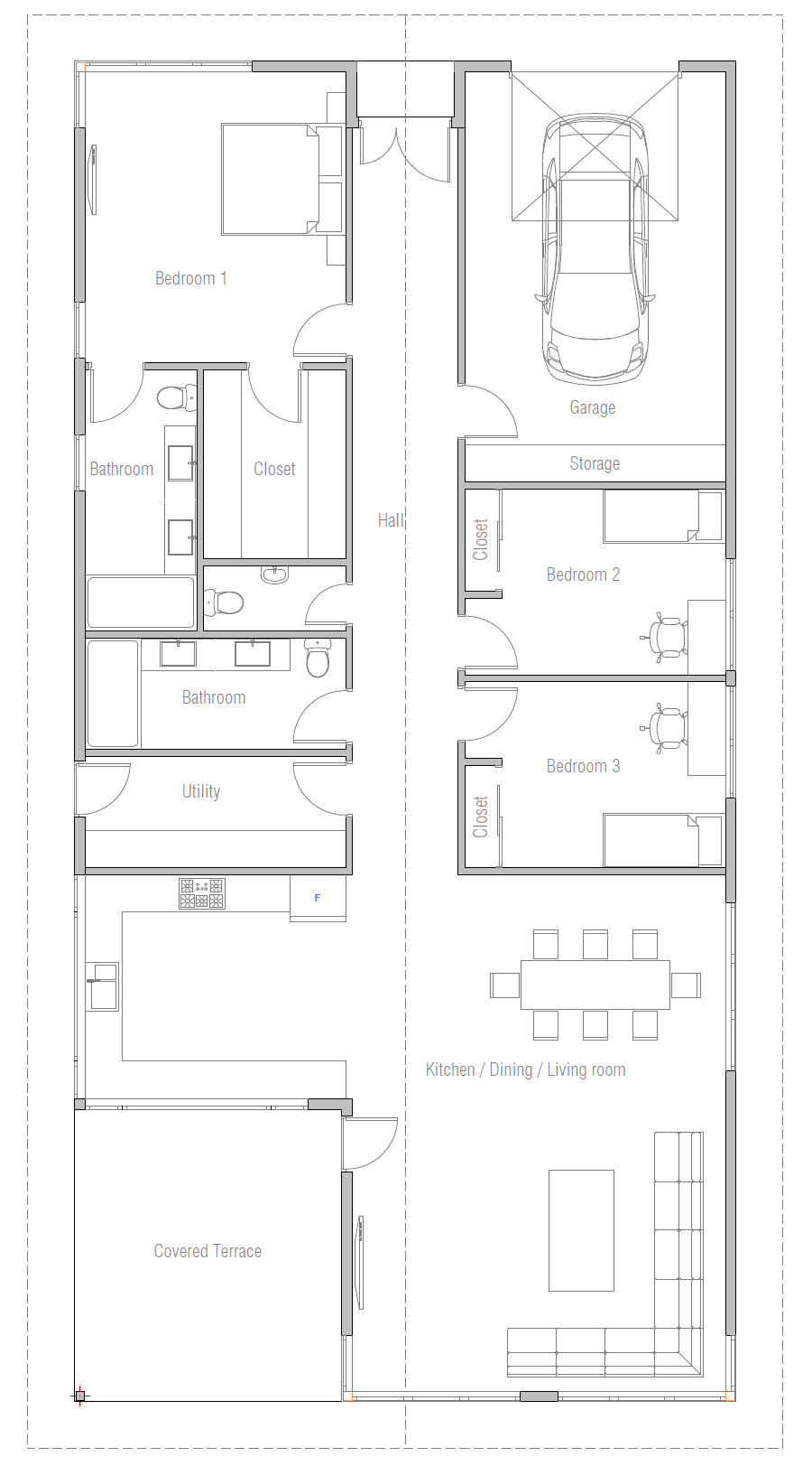 house design house-plan-ch633 10
