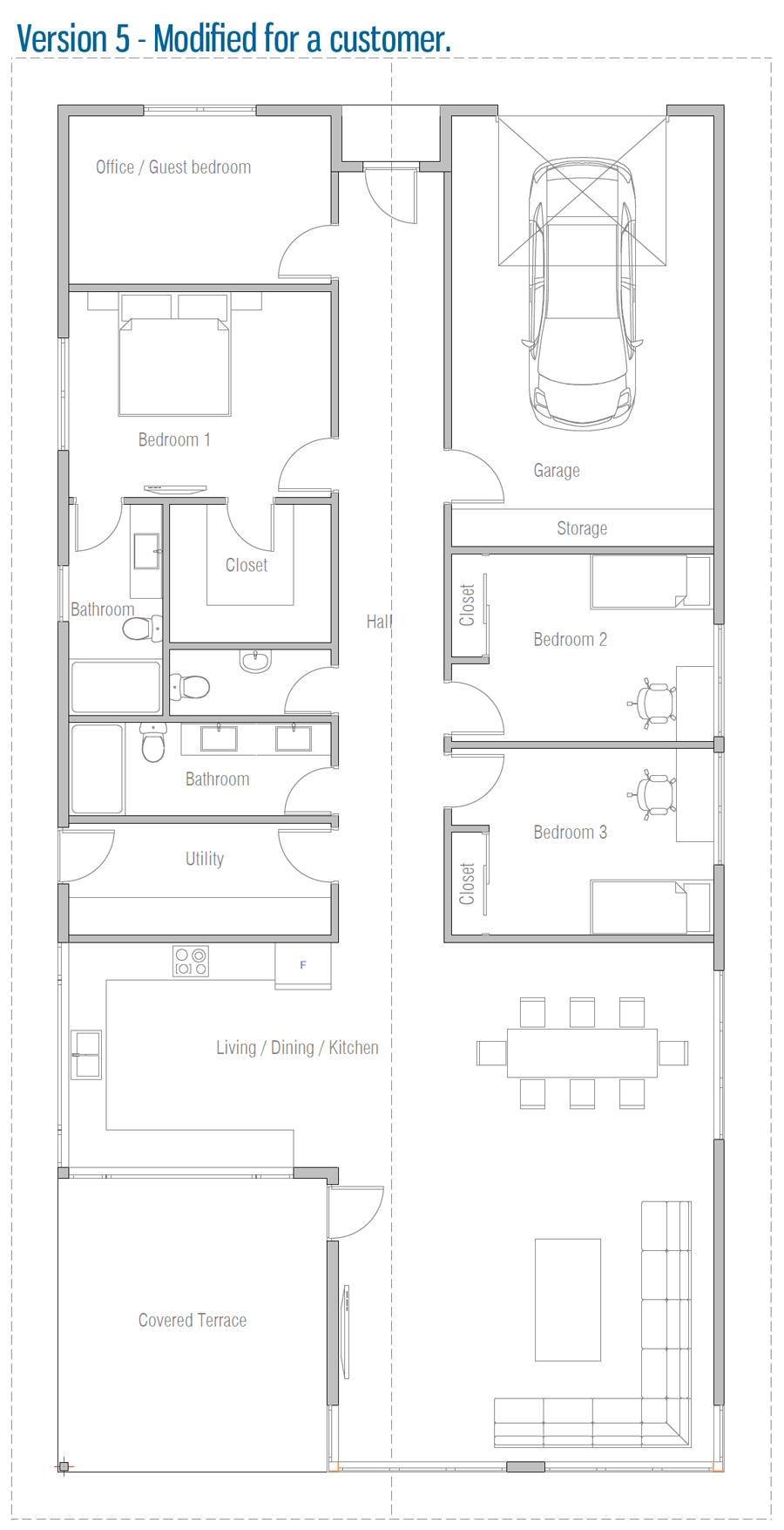 house design house-plan-ch633 36