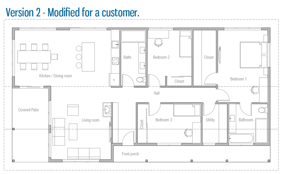 house design house-plan-ch652 25