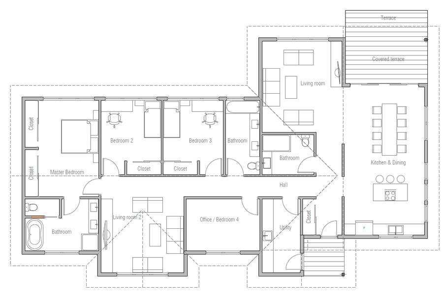 house design house-plan-ch619 10