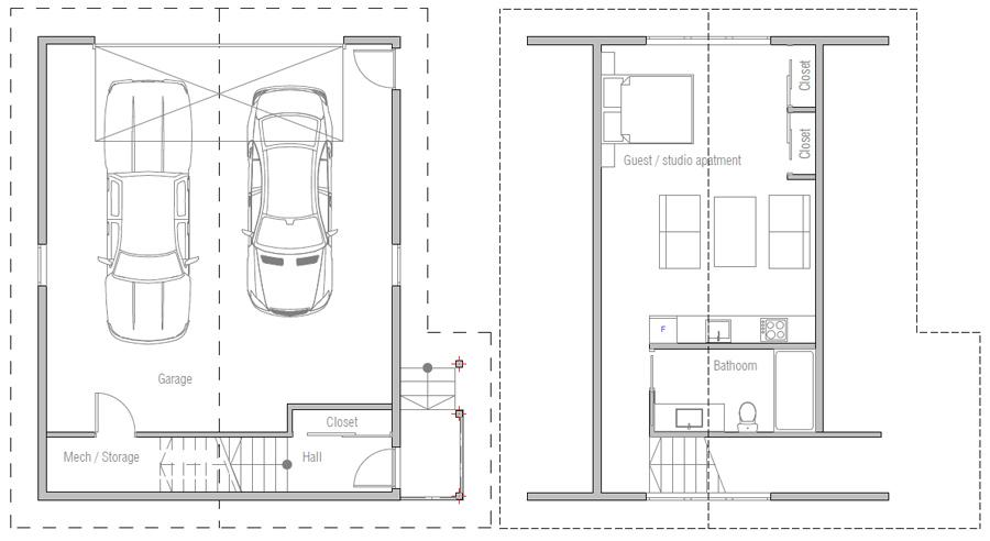 house design garage-g810 20
