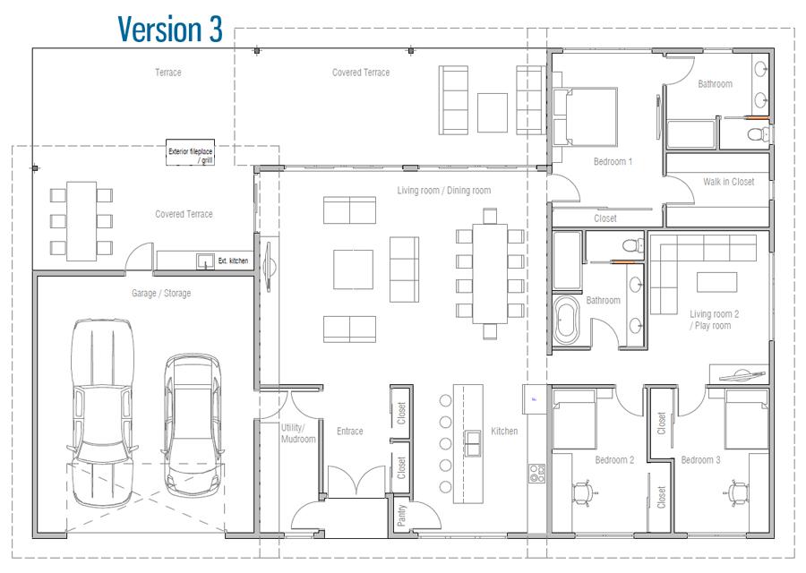 house design house-plan-ch653 35