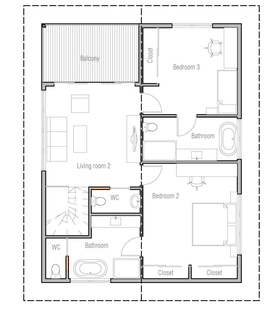 house design house-plan-ch659 10