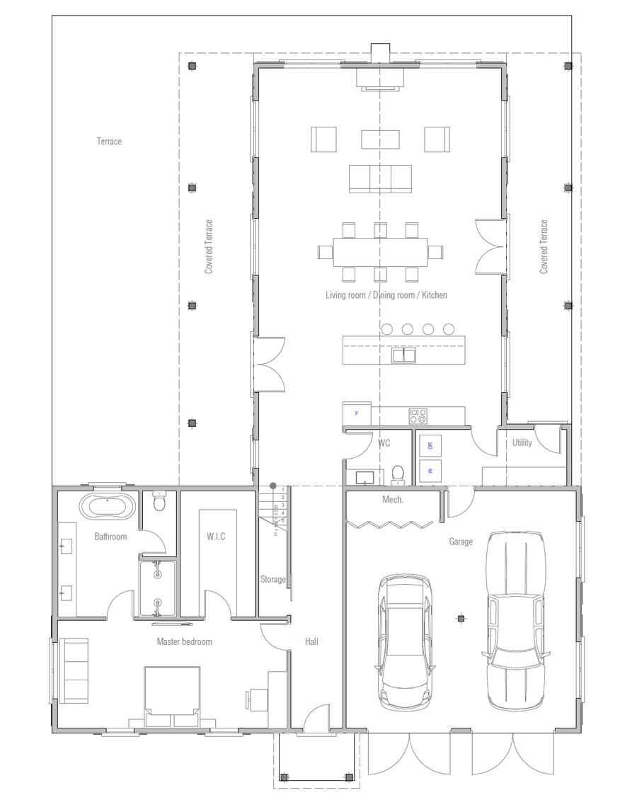 house design house-plan-ch664 10
