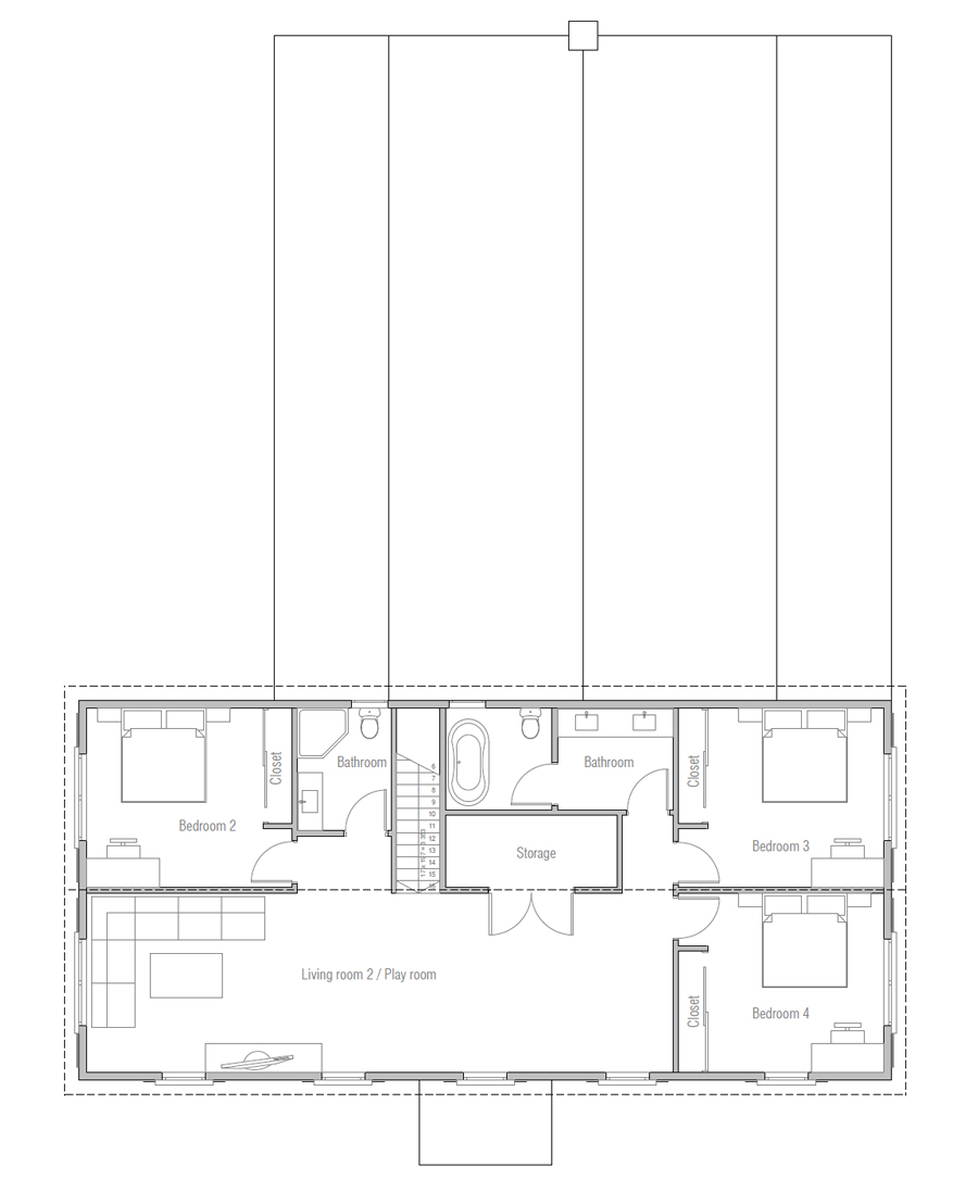 house design house-plan-ch664 11