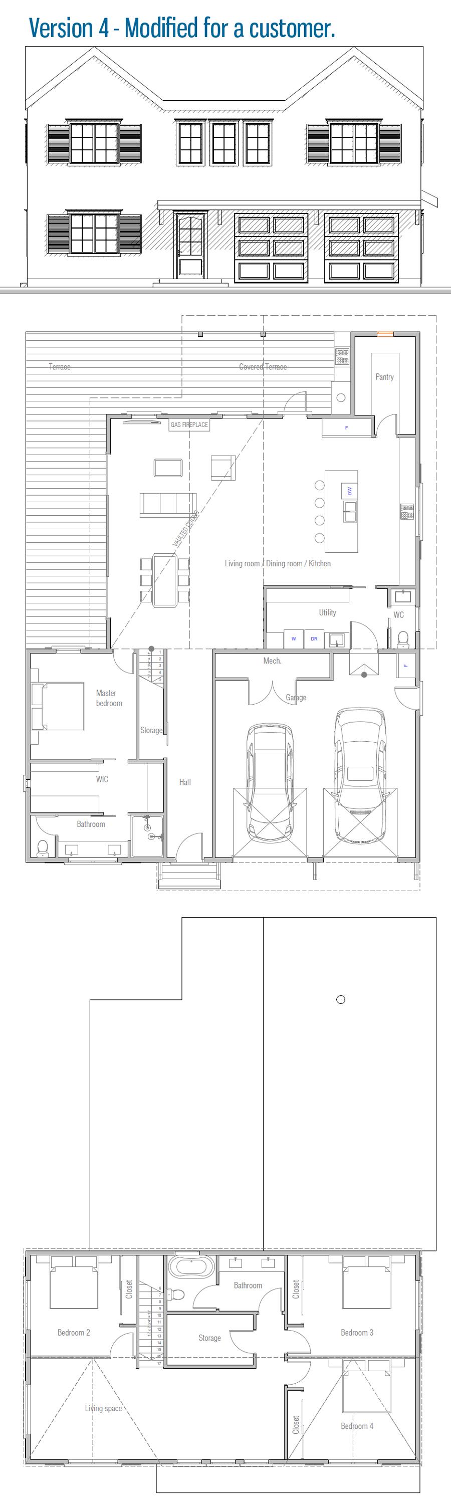 house design house-plan-ch664 30