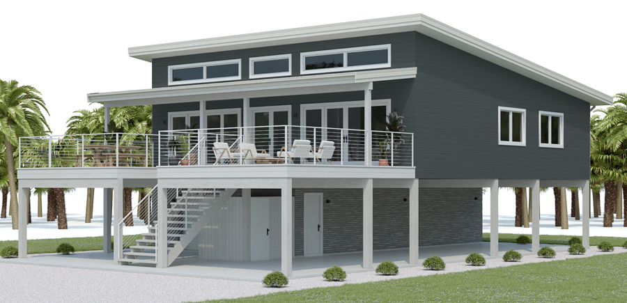 house design house-plan-ch672 4