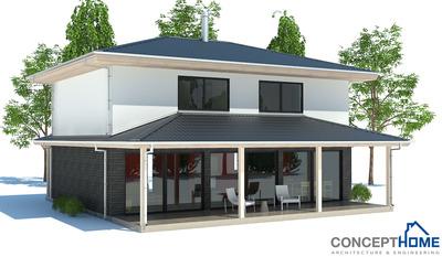 plan de maison ch187 - Plan De Maison En Duplex