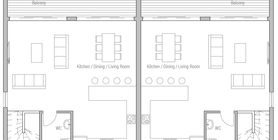 coastal house plans 12 house plan ch412D.png