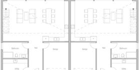 duplex house 10 house plan ch422.jpg